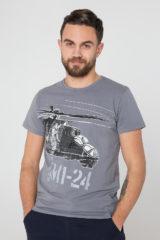 Men's T-Shirt Мі-24. Футболка унісекс (розміри чоловічі).