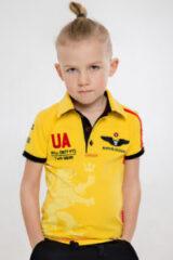 Kids Polo Shirt Follow Me. Тканина піке: 100% бавовна Технологія нанесення: шовкодрук, вишивка.