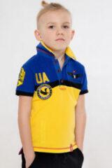 Kids Polo Shirt 7 Brigade (Petro Franko). Тканина піке: 100% бавовна.