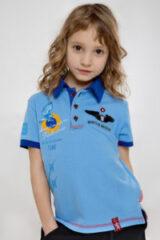 Kids Polo Shirt Ukrainian Falcons. 100% БАВОВНА.