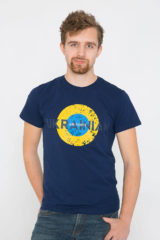 Men's T-Shirt Ukrainian Air Force. Unisex T-shirt (men's sizes).