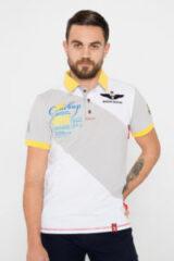 Men's Polo Shirt Synevyr. Тканина піке: 100% бавовна.