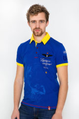 Men's Polo Shirt Taras Shevchenko. Pique fabric: 100% cotton.