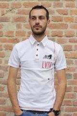 Men's Polo Shirt Lviv Summer Days. Цей продукт наявний В ОСТАННІХ ЕКЗЕПЛЯРАХ і більше ВИГОТОВЛЯТИСЬ НЕ БУДЕ.