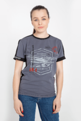 Women's  T-Shirt An-4. Unisex T-shirt (men's sizes).