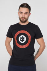 Men's T-Shirt Roundel. Unisex T-shirt (men's sizes).