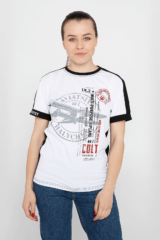 Women's T-Shirt An-2 B&w. Unisex T-shirt (men's sizes).