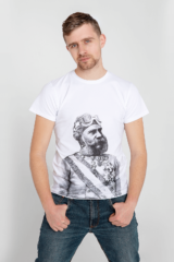 Men's T-Shirt Franz Joseph. Unisex T-shirt (men's sizes).