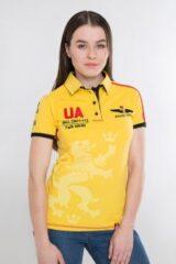 Women's Polo Shirt Follow Me. Тканина піке: 100% бавовна.