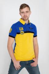 Men's Polo Shirt 7 Brigade (Petro Franko). Тканина піке: 100% бавовна.