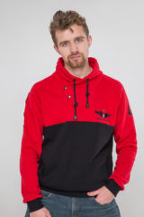 Men's Sweatshirt 12 Brigade. Material: 79% cotton, 21% spandex.