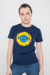 Women's T-Shirt Ukrainian Air Force. Unisex T-shirt (men's sizes).