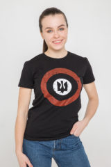 Women's T-Shirt Roundel. Unisex T-shirt (men's sizes).