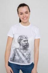Women's T-Shirt Franz Joseph. Unisex T-shirt (men's sizes).