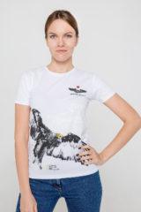 Women's T-Shirt Eagle. Unisex T-shirt (men's sizes).