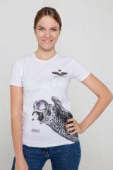 Women's T-Shirt Falcon. Unisex T-shirt (men's sizes).