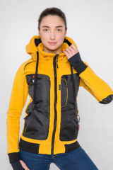 Women's Hoodie Syla. Unisex hoodie (men's sizes).