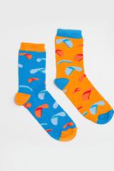 Шкарпетки Параплан. Матеріал: 95% бавовна, 5% еластан  Товар обміну та поверненню не підлягає
