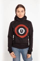 Women's Hoodie Roundel. Unisex hoodie (men's sizes).