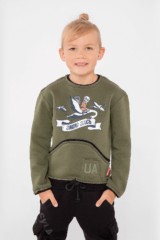 Kids Sweatshirt Dragon Won't Get It!. Sweatshirt: unisex, well suited for both boys and girls.