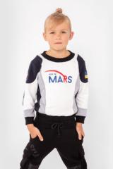 Kids Sweatshirt Molfar-X. Material: 77% cotton, 23% polyester.