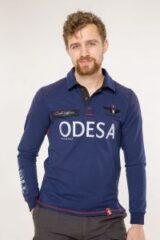 Men's Polo Long Air Race Odesa. Цей продукт наявний В ОСТАННІХ ЕКЗЕПЛЯРАХ і більше ВИГОТОВЛЯТИСЬ НЕ БУДЕ.