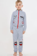 Kids Sport Suit Shark. Sport suit: unisex, well suited for both boys and girls.