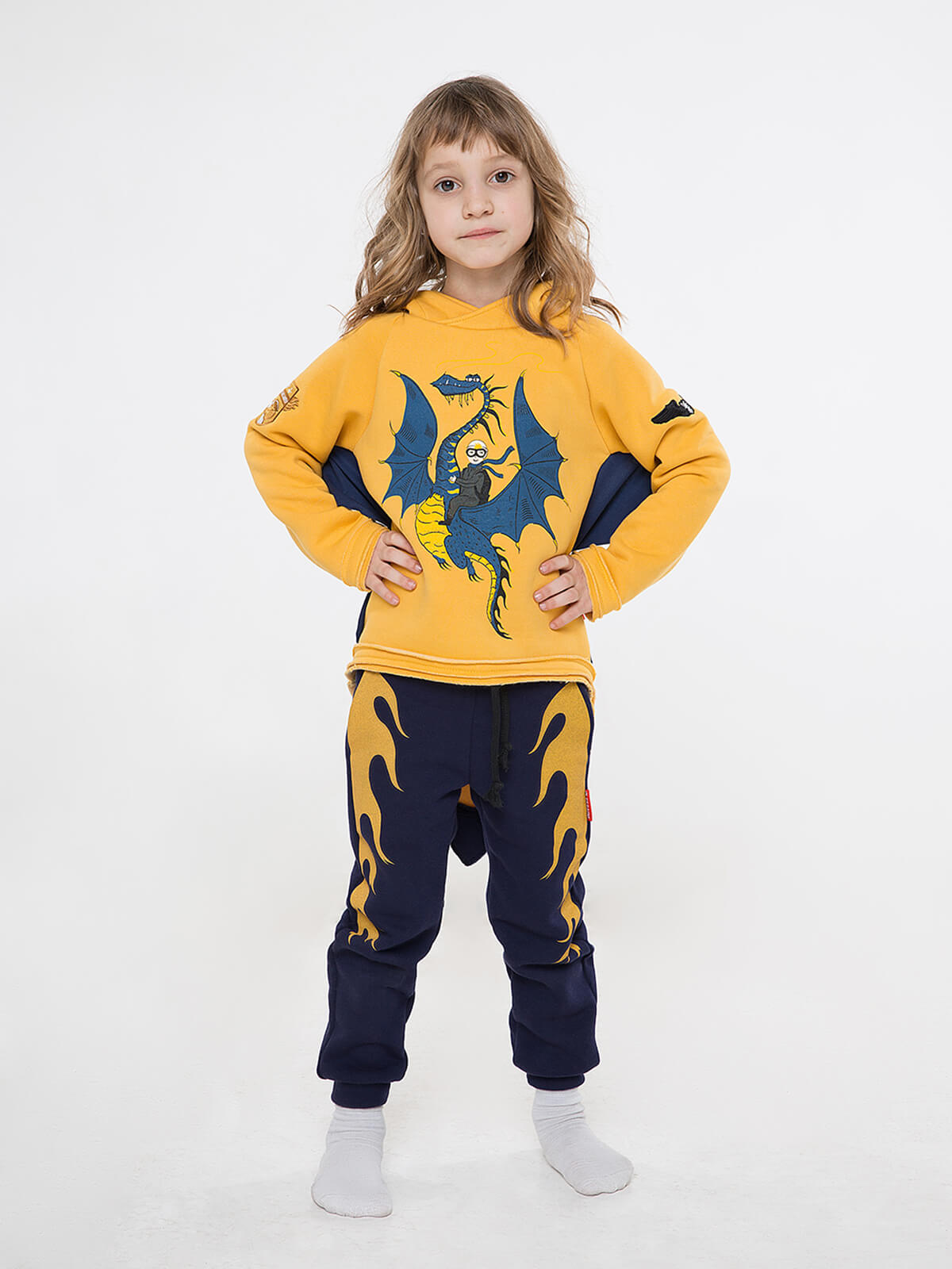 Kids Trousers Dragon. 2.