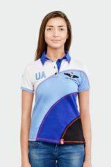 Women's Polo Shirt Baloon. Цей продукт наявний В ОСТАННІХ ЕКЗЕПЛЯРАХ і більше ВИГОТОВЛЯТИСЬ НЕ БУДЕ.