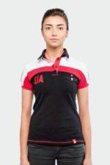 Women's Polo Shirt 114 Brigade. Цей продукт наявнийВ ОСТАННІХ ЕКЗЕПЛЯРАХі більшеВИГОТОВЛЯТИСЬ НЕ БУДЕ  Тканина піке: 100% бавовна.