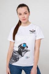 Women's T-Shirt Gowk. Unisex T-shirt (men's sizes).
