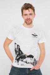Men's T-Shirt Eagle. Unisex T-shirt (men's sizes).