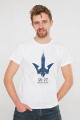 Чоловіча Футболка Su-27. Футболка унісекс (розміри чоловічі).