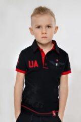 Kids Polo Shirt 12 Brigade (Dragonfighter). Тканина піке: 100% бавовна.