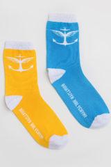 Шкарпетки Якір. Матеріал: 95% бавовна, 5% еластан Шкарпетки різного кольору  Товар обміну та поверненню не підлягає