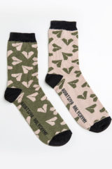 Socks Flying Cossacks. 95% cotton, 5% elastane.