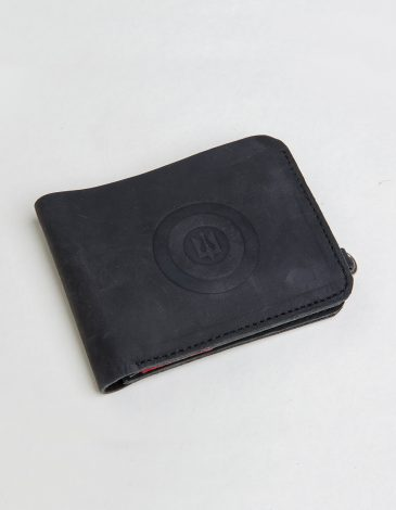Wallet Roundel. Color black. 1.