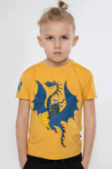 Kids T-Shirt Dragon. T-shirt: unisex, well suited for both boys and girls.