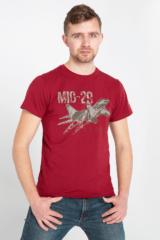 Чоловіча Футболка Mig-29. Футболка унісекс (розміри чоловічі).