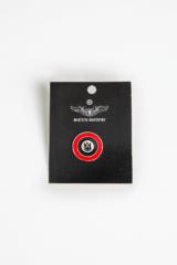 Pin Roundel. Size:  12 cm Material: metal.