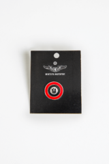 Pin Roundel. Size: