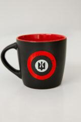 Cup Rondel. Material: ceramics.