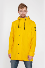 Men's Raincoat From Lviv With Rain. The color shades on your screen may differ from the original color.
