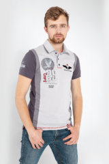 Men's Polo Shirt 114 Brigade (Mig-29). Pique fabric: 100% cotton.