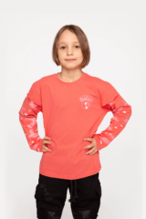 Kids Long Sleeves Swallow. Long sleeve: girl's.