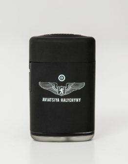 Lighter Aviation. Color black. Розмір: 3,5х6х2 см Матеріал: метал.