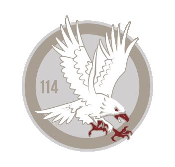 Лого 114 БРИГАДА