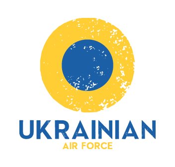 Лого Ukrainian Air Force