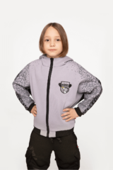 Kids Hoodie Stingray. Hoodie: unisex, well suited for both boys and girls.