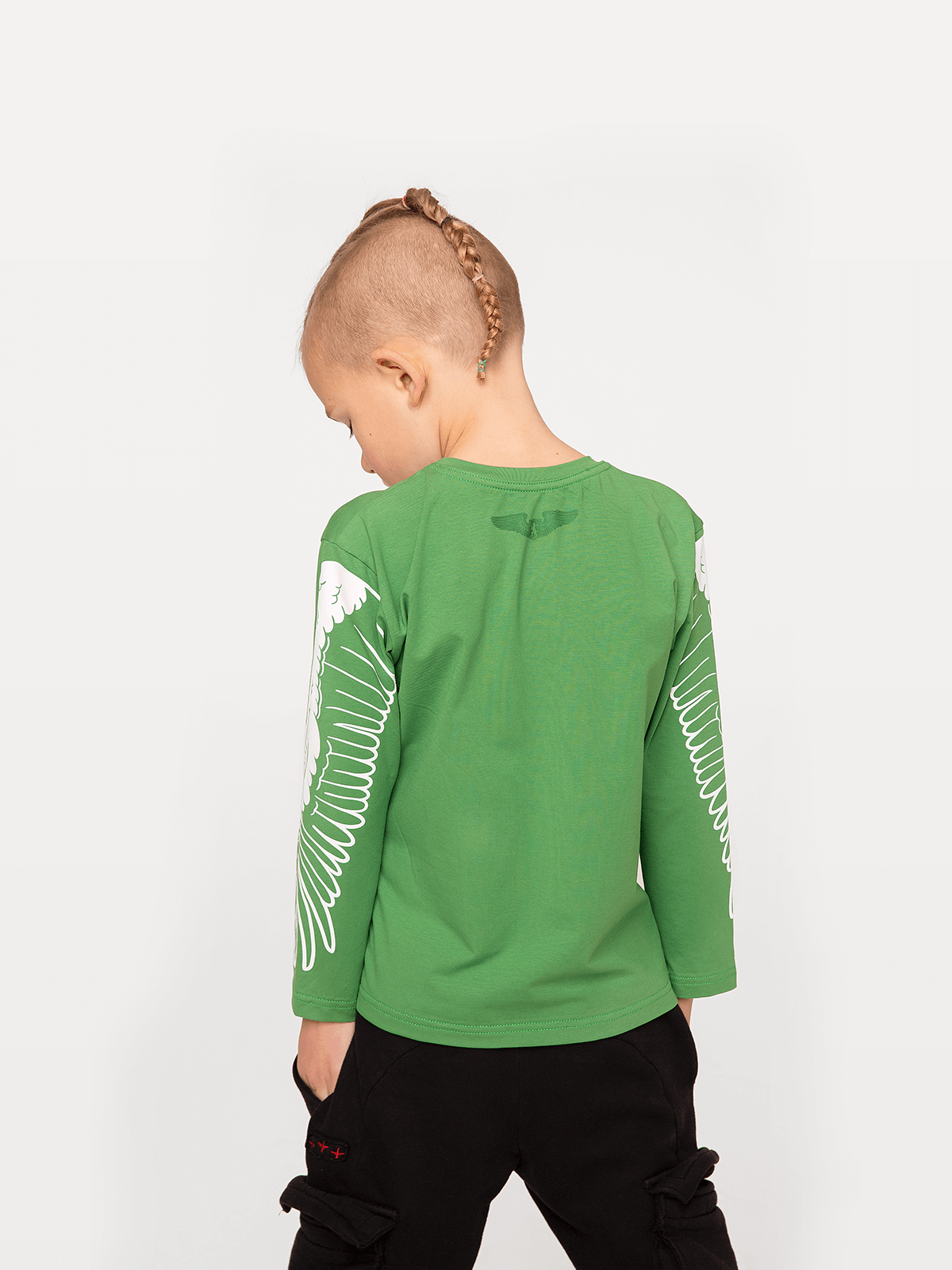 Kids Long Sleeves Stork.   .